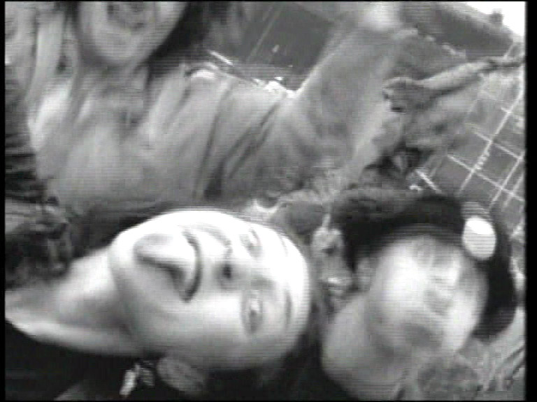 "Roko gerbėjai filme ""For Those About to Rock"" (Maskva, 1991)"