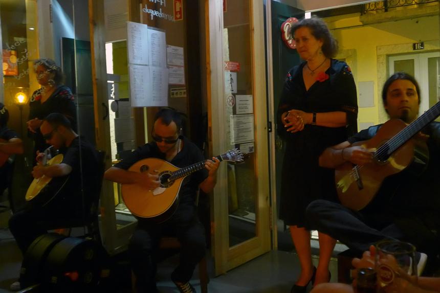 Fado koncertas Duque da Rua bare. Ingridos Veliūtės nuotraukos