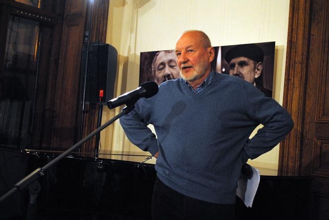Prof. Kęstutis Nastopka. Benedikto Januševičiaus nuotrauka