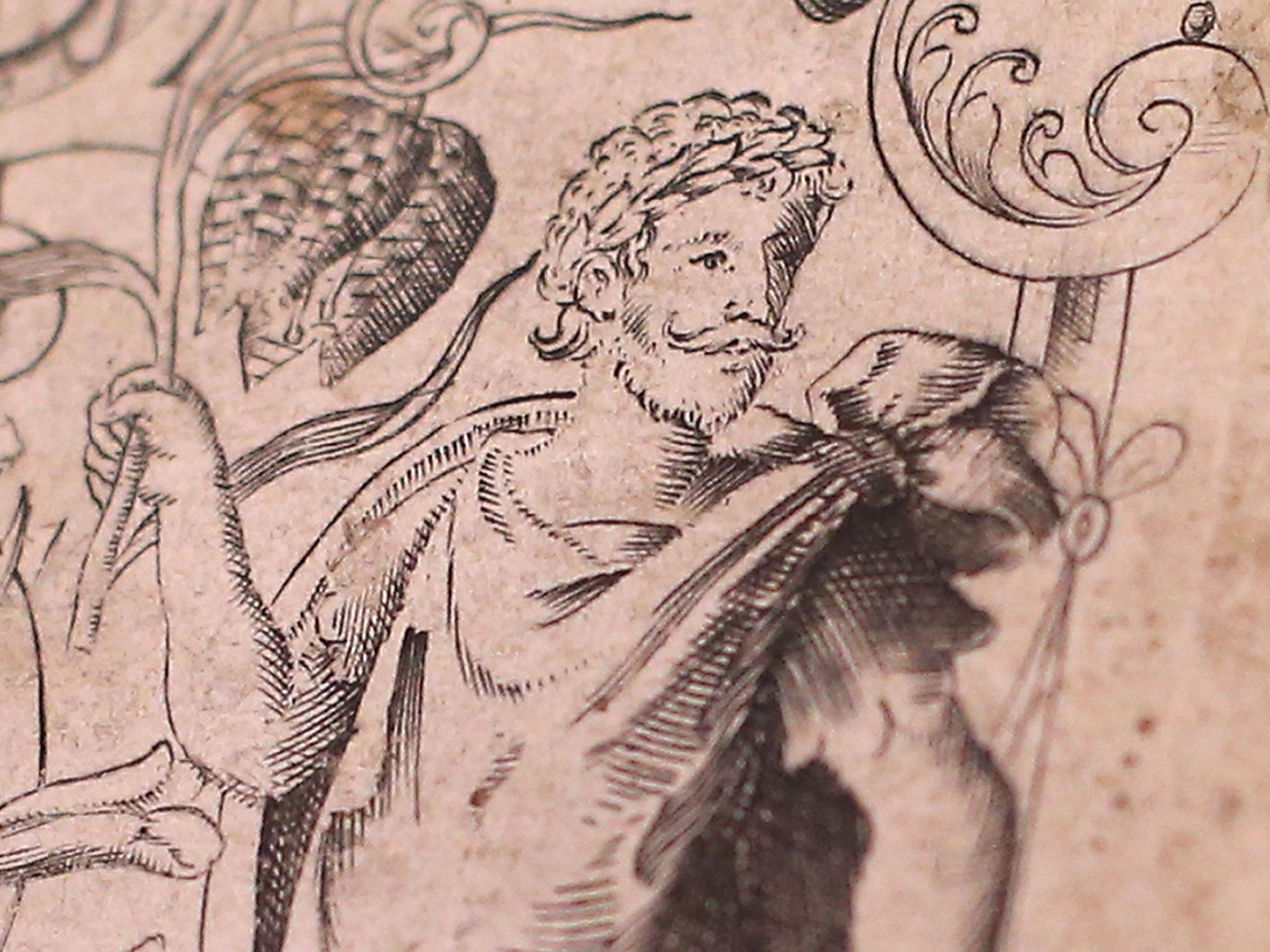 Viljamo Šekspyro portretas