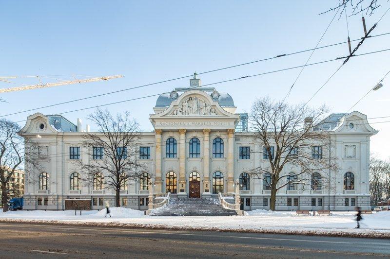 Latvijos nacionalinis dailės muziejus