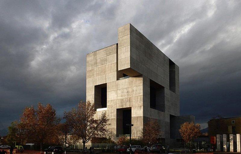 UC Inovacinis centras (arch. A. Aravena), 2014