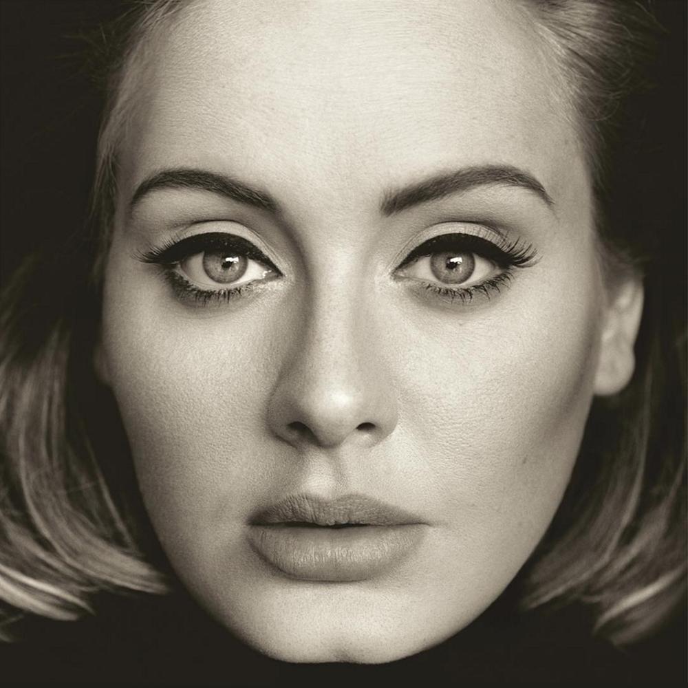 "Adele. ""25"""