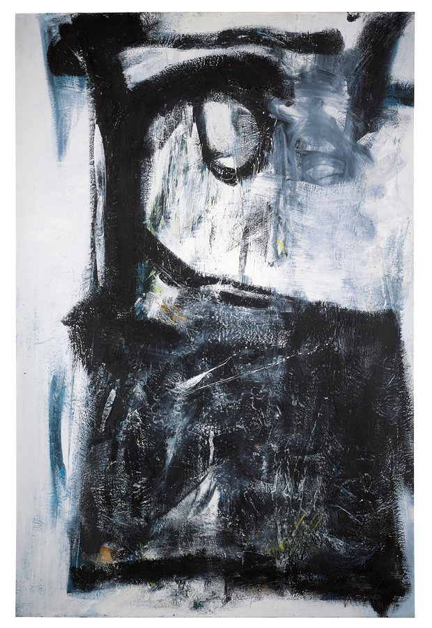 """Peter Lanyon. """"Liudytojas"""" (1961)"""