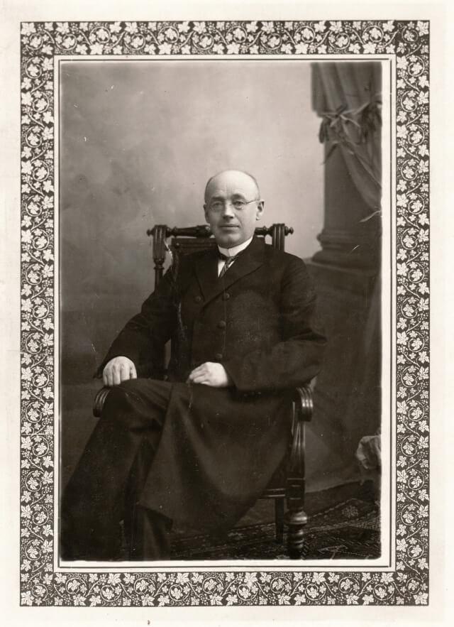 Nuotrauka iš Panevėžio kraštotyros muziejaus fondų