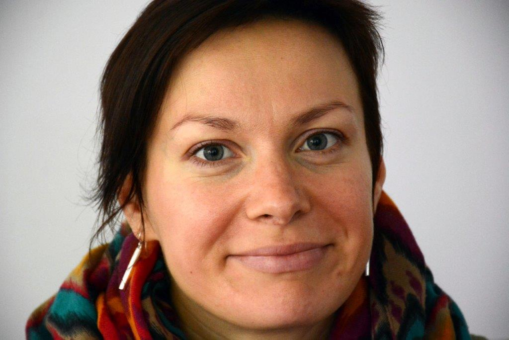 Kazimiera Kazijevaitė-Astratovienė.  Nuotrauka iš I. Simonaitytės bibliotekos archyvo