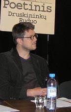 Janas Wagneris. Kornelijaus Platelio nuotrauka