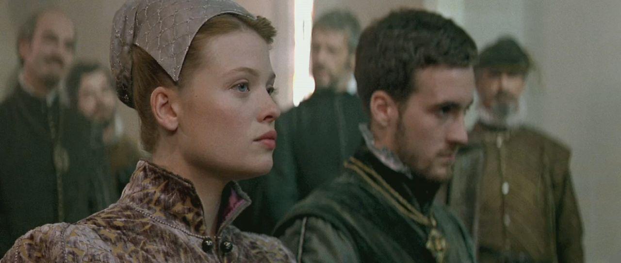 """Kadras iš filmo """"Princesė de Monpansjė"""""""
