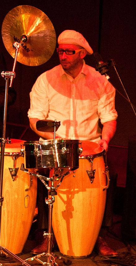 Vytauto Suslavičiaus nuotrauka iš Birštono džiazo festivalio