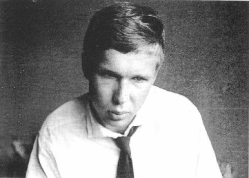 R. Wojaczeko autoportretas (1962)