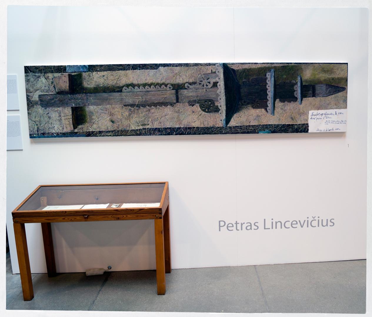 Petro Lincevičiaus darbas
