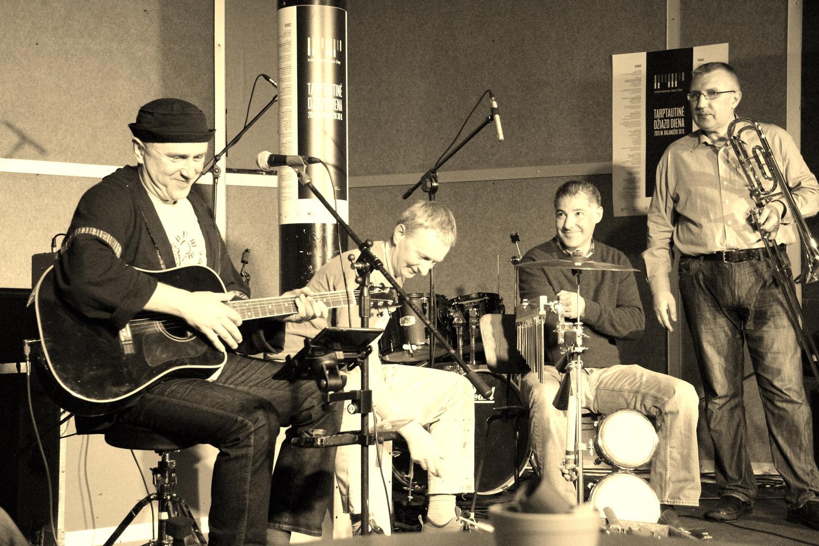 Foto - Lietuvos džiazo federacija