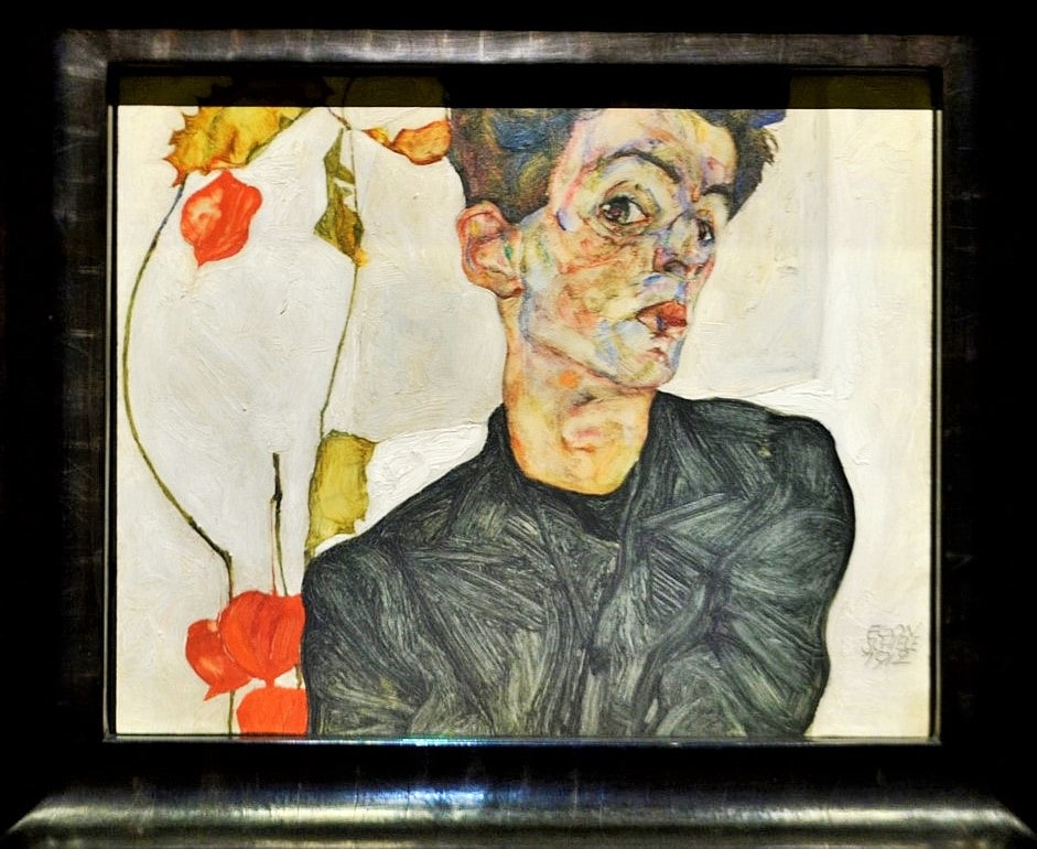 Fotoreportažas iš Egono Schieles bei Jeano-Michelio Basquiat darbų retrospektyvos Louis Vuittono meno fonde Paryžiuje. Paroda veiks iki 2019 m. sausio 14 d. Ievos Mikalkevičiūtės nuotraukos.