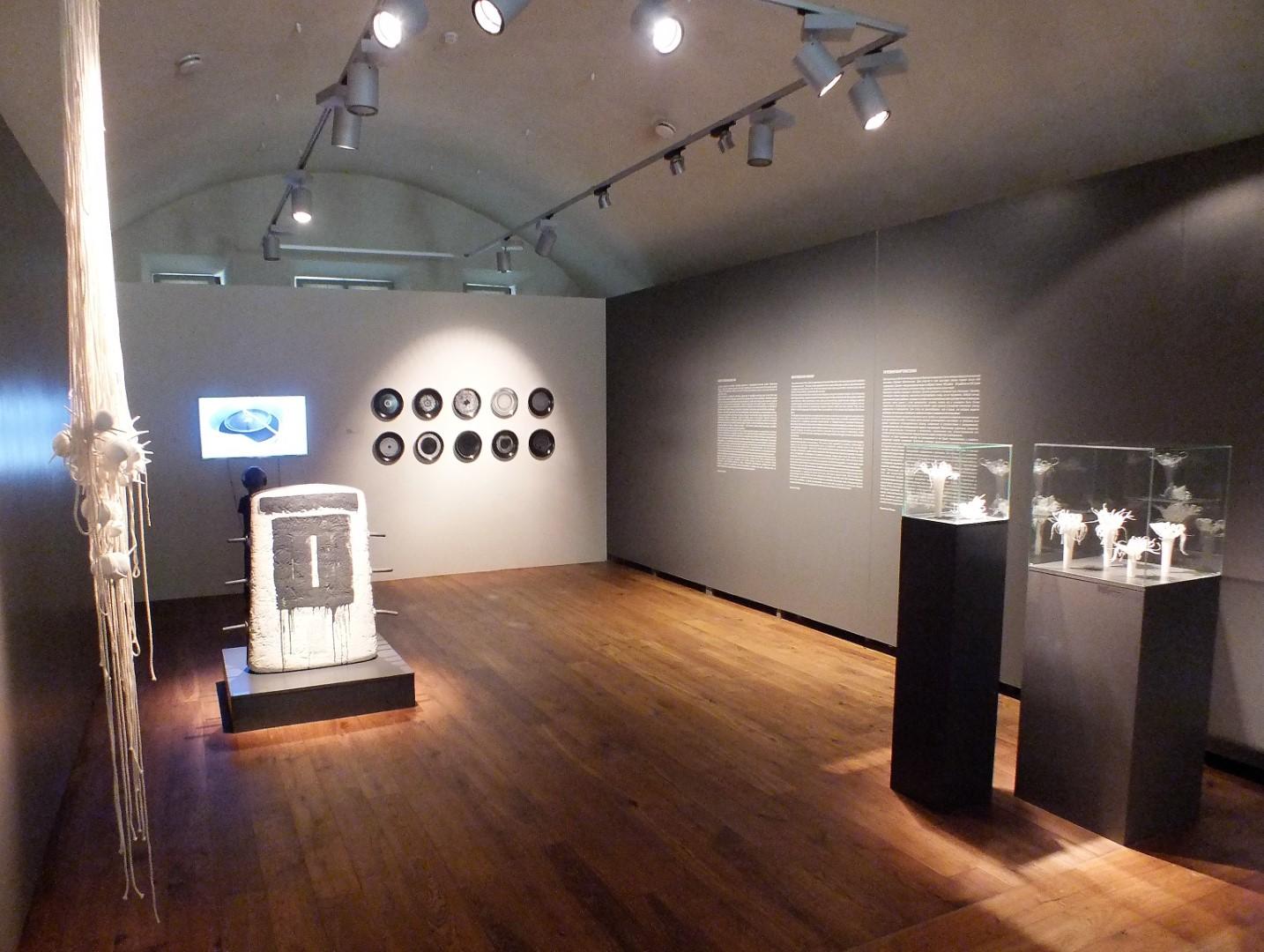 Antroji tarptautinė Latvijos keramikos bienalė