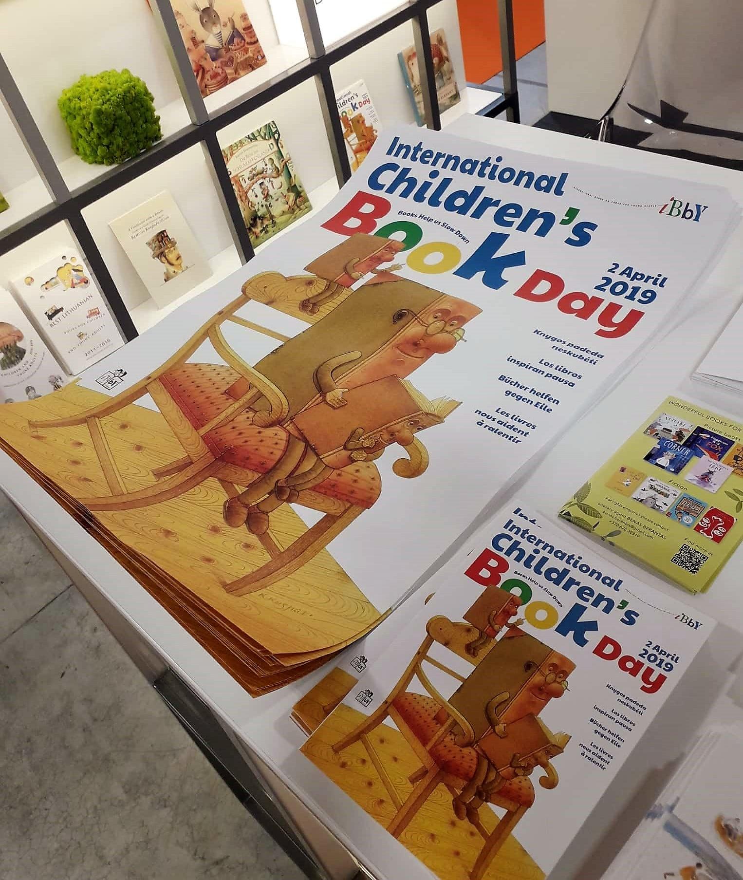 Bolonijos vaikų knygų mugė