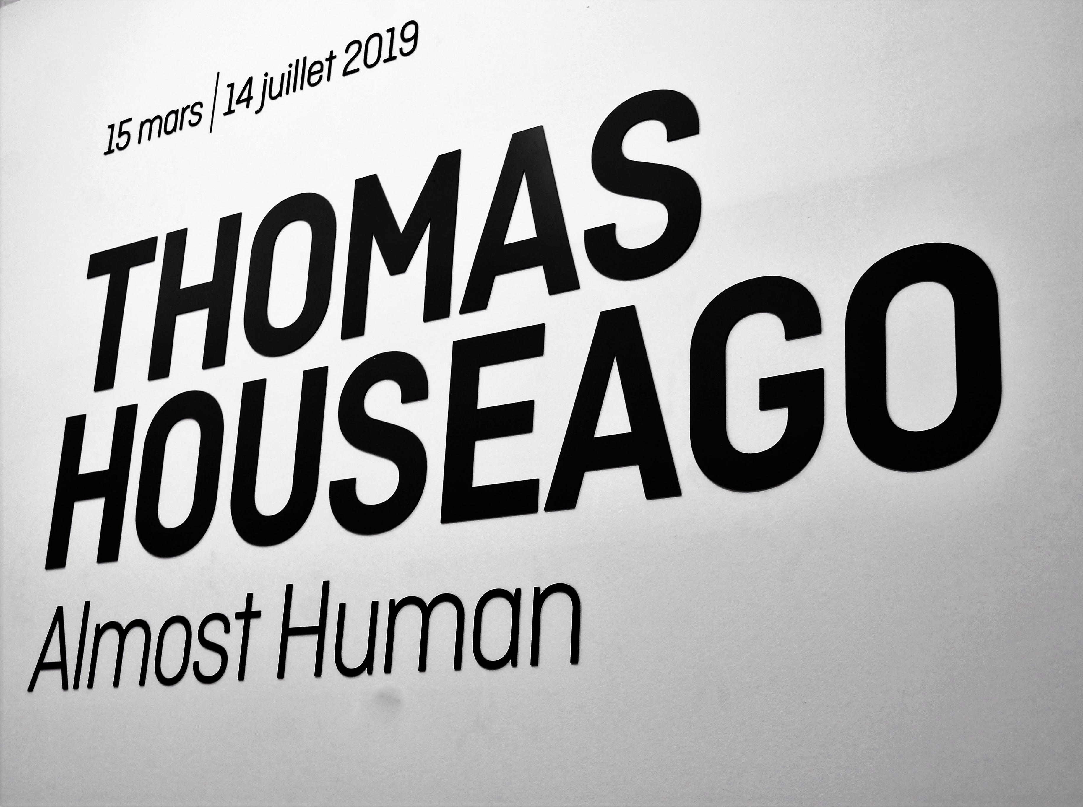 """Thomaso Houseago """"Beveik žmogus"""""""