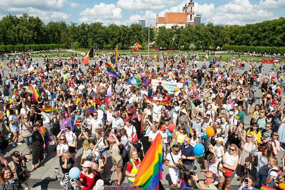 """Baltic Pride Vilnius 2019"""