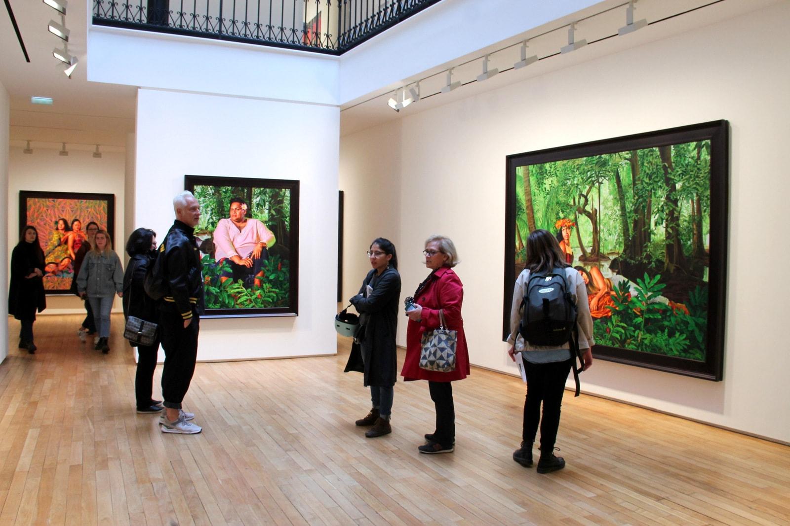 Paryžiaus galerijų pavasaris