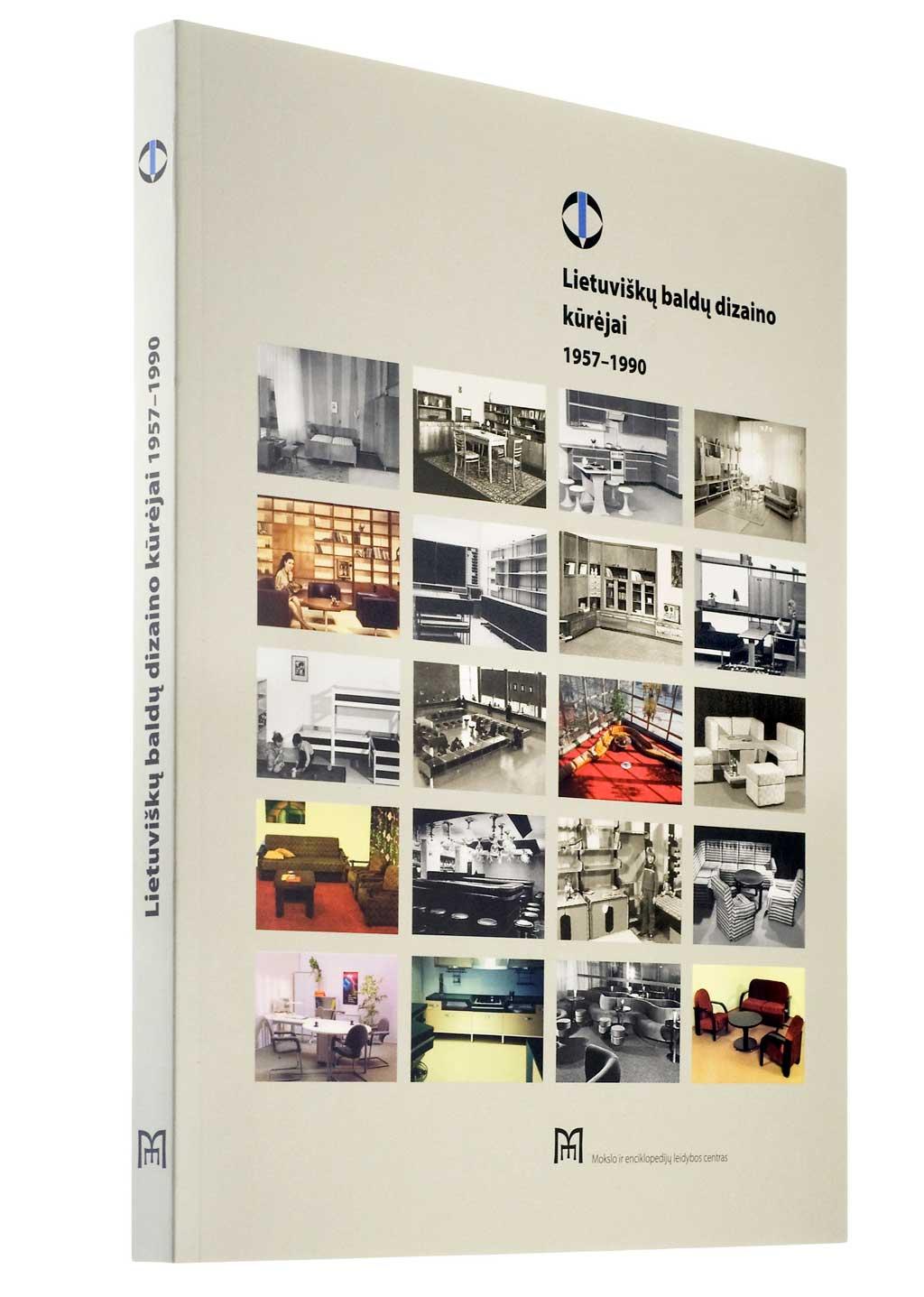 Leidinys apie Lietuvos profesionalaus baldų dizaino ištakas