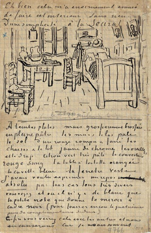 Van Gogho laiškas Gauguinui