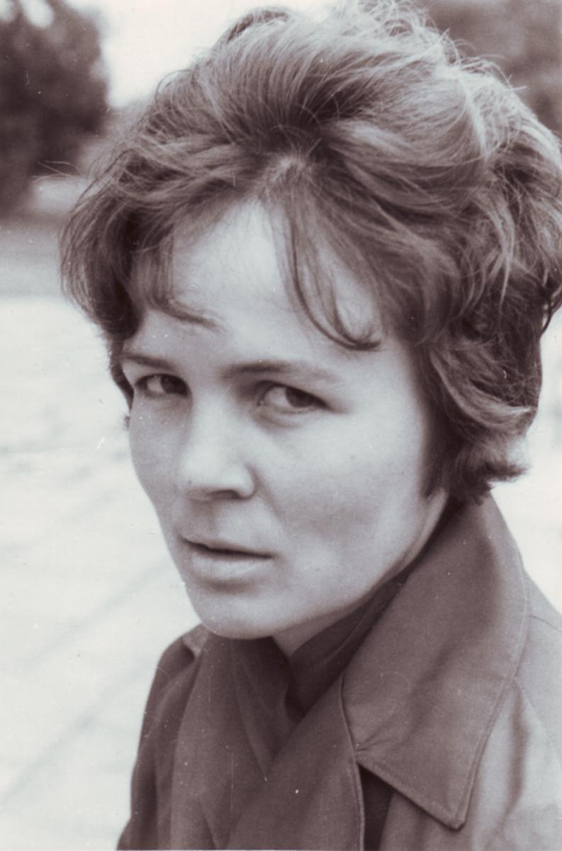 K. Brundzaitė, Berlynas, 1966 m.