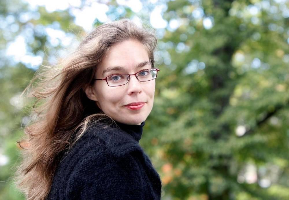 Kompozitorė Žibuoklė Martinaitytė (Romo Jurgaičio nuotrauka)