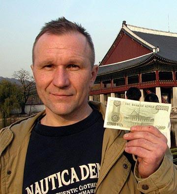 Arūnas Kulikauskas (Asmeninio archyvo nuotr.)
