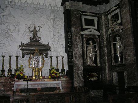Šv. Kazimiero koplyčia Arkikatedroje
