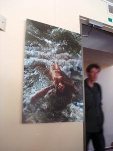 """""""Reginos"""" viešbučio konferencijų salėje Emilijos Visockaitės nuotrauka"""