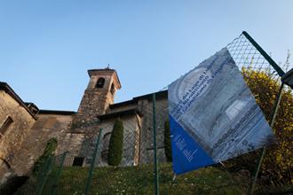 Šv. Sizinijaus bažnyčia Martyno Ambrazo nuotrauka