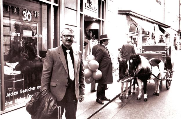 Zalcburge, 1983 m.