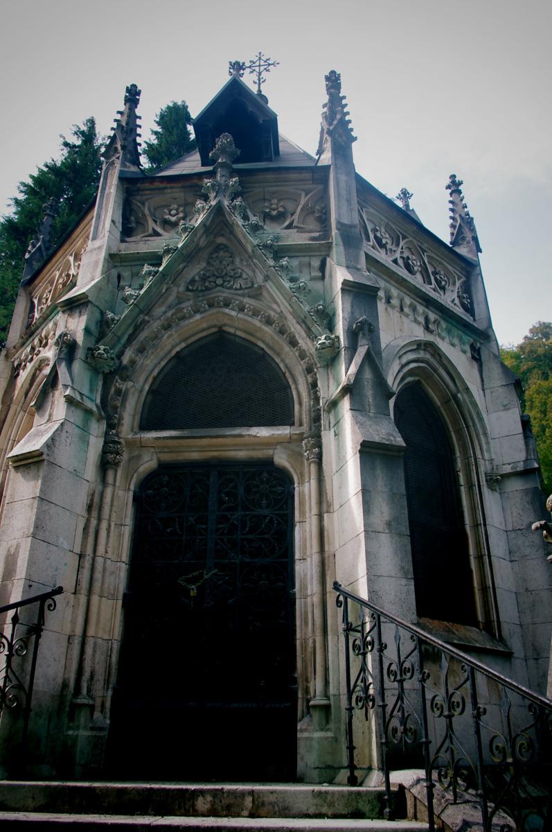 Josepinos ir Martino Hočevarų neogotikinis mauzoliejus