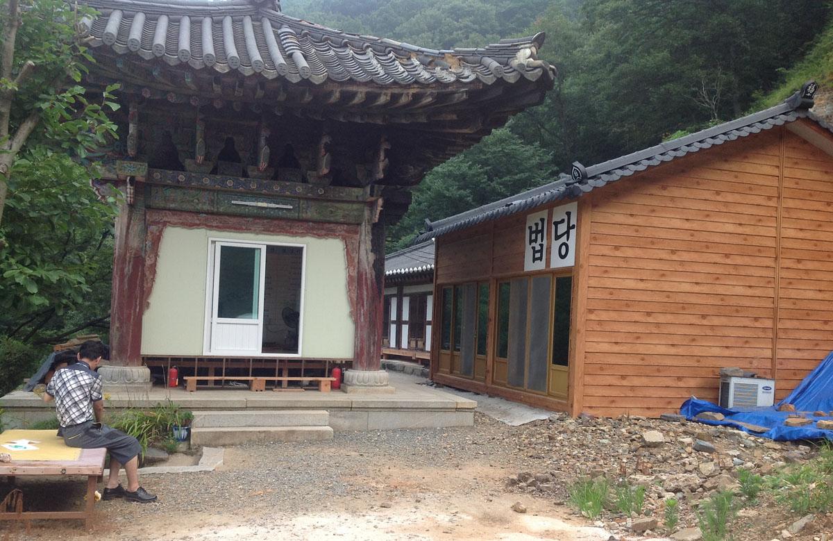 Syung Gongo šventyklėlė
