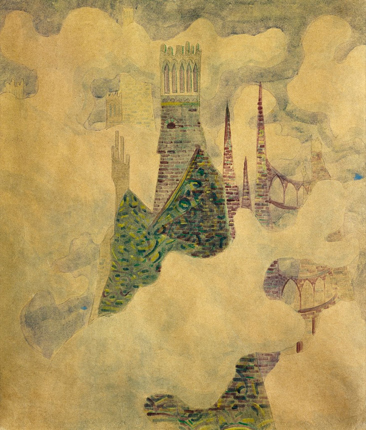M. K. Čiurlionis. Vasaros sonata. Finale. 1908