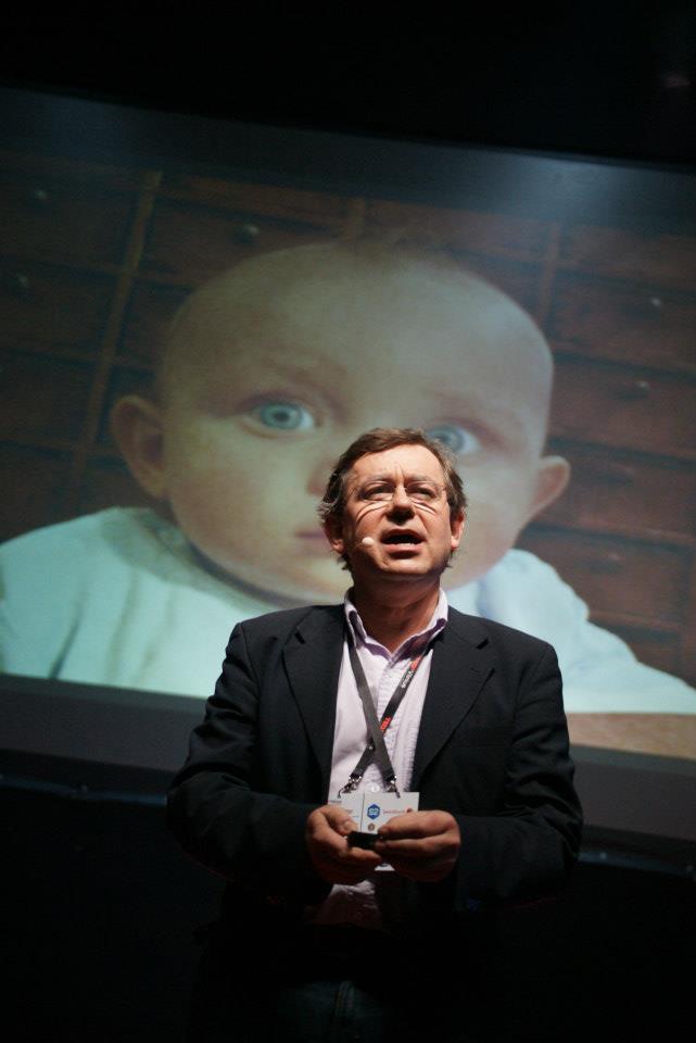 Marcusas Orlovsky's. Organizatorių nuotrauka