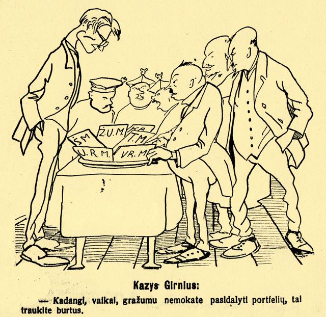 """""""Rytas"""", 1926 m. birželio 1 d., Nr. 119"""