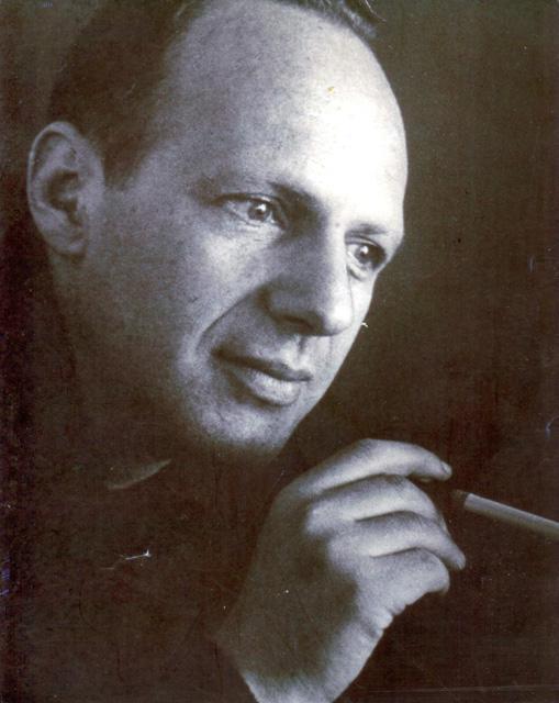 Lazaris Šereševskis (septintasis XX a. dešimtmetis)