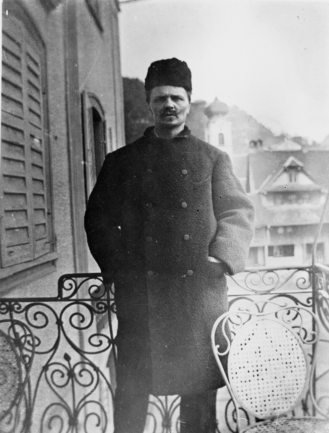 Augustas Strindbergas (1849–1912)