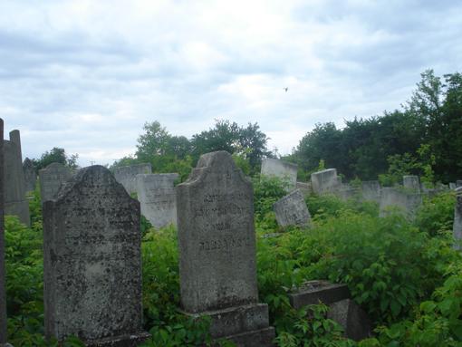 Lipkanų žydų kapinės