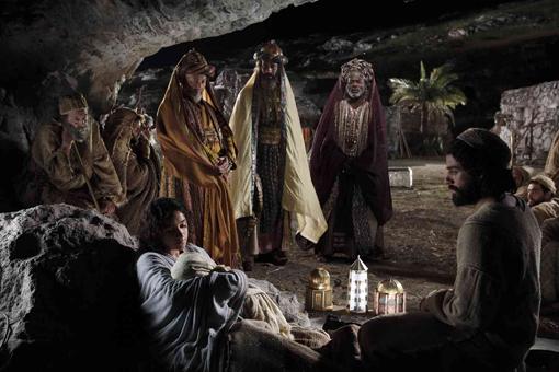 """""""Kristaus gimimo istorija"""""""