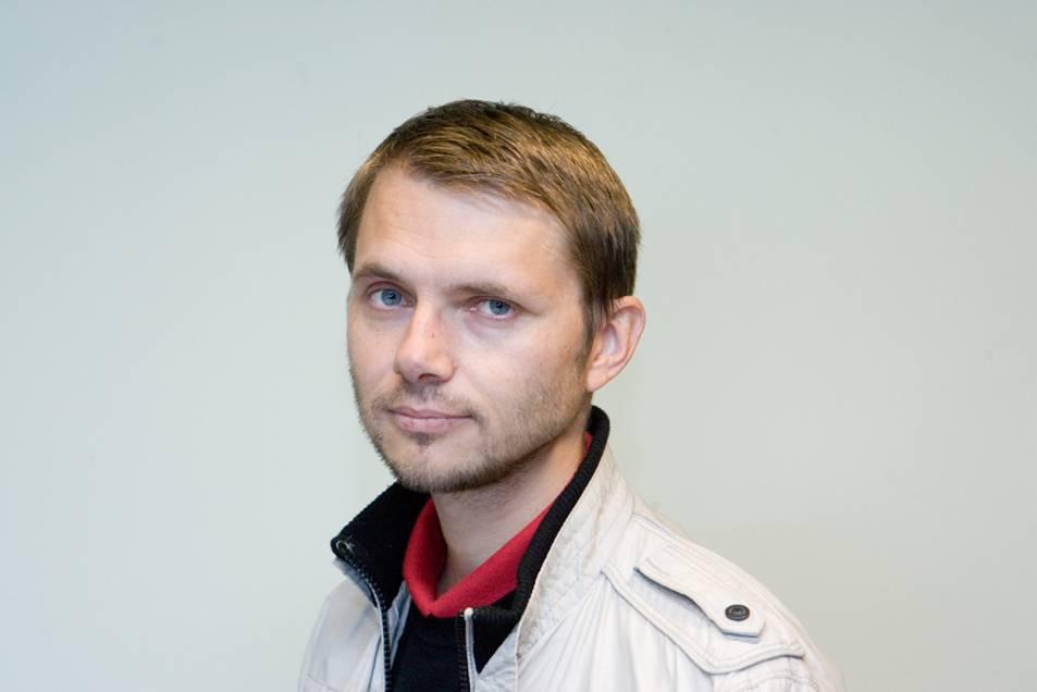 Aleksandras Ikamas. Vladimiro Ivanovo nuotrauka