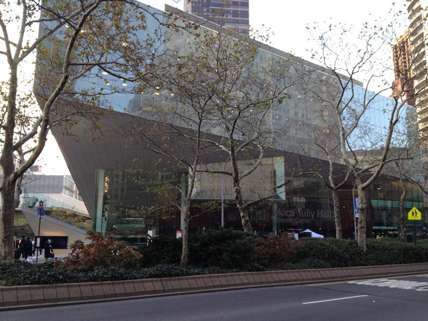 Alice Tully koncertų salė
