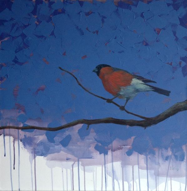 "Vygantas Vėjas. ""Sniegena. Žiema"", 2009"