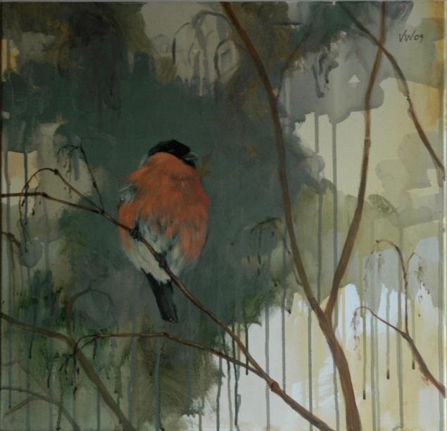 "Vygantas Vėjas. ""Sniegena. Pavasarėja"", 2009"