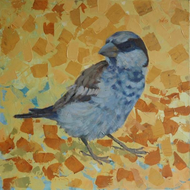 """Vygantas Vėjas. """"Žvirblis. Ruduo"""", 2010"""