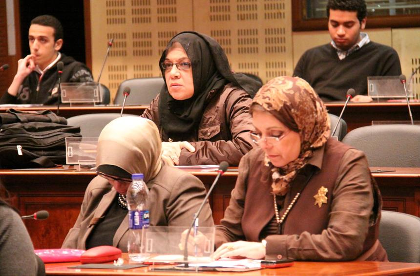 Hassan Mady (Aleksandrijos bibliotekos spaudos centras) nuotraukos