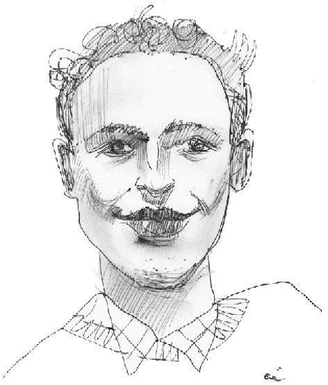 Dovydo Čiuplio piešinys