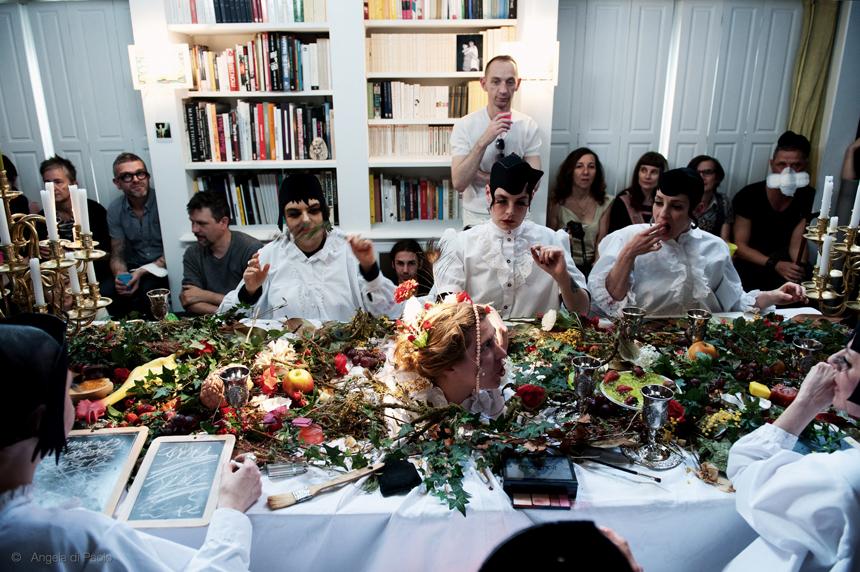 """""""La Banquet(te) des Platonnes"""""""