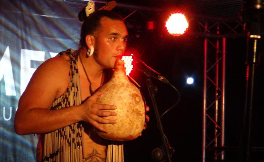 Horomona Horo iš Naujosios Zelandijos