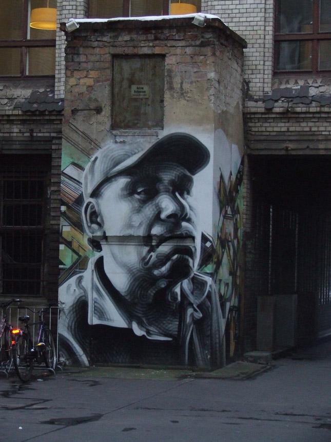 Berlyne. gyčio norvilo nutraukimas